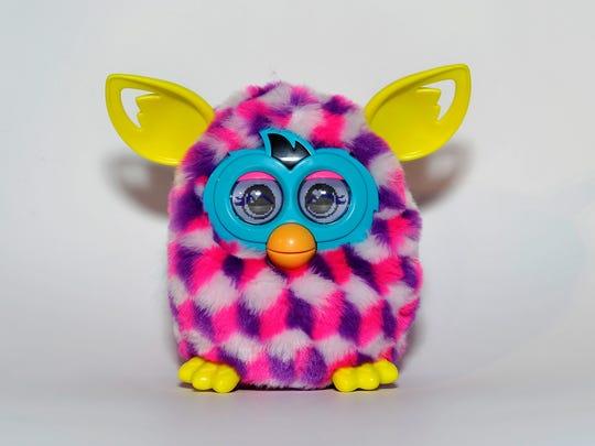 A Furby.