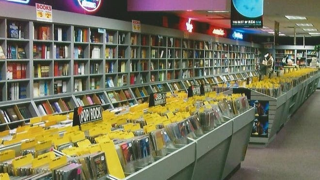 Music fans had plenty to choose from at the Record Theatre at Midtown Plaza.