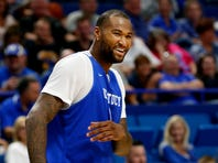 DeMarcus Cousins will still be inducted into UK Athletics Hall of Fame despite controversy