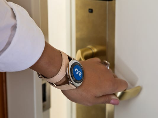 Carnival launches medallions that replace keys, wallets, tickets