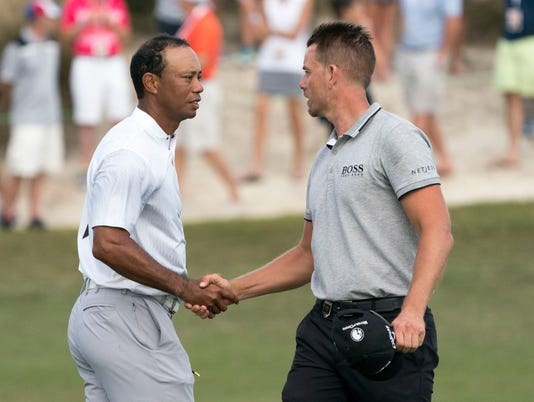 PGA: Hero World Challenge  - Second Round