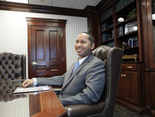 Attorney Jeremy Bazile of Glenn Armentor Law Corporation,