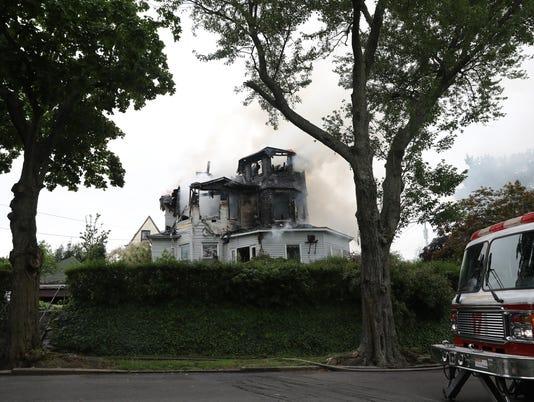 Mount Vernon fire