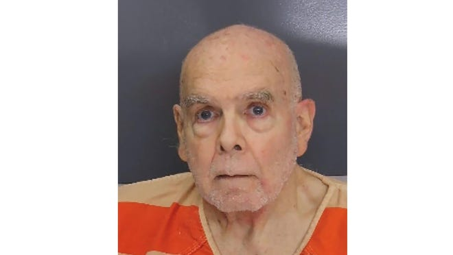 This undated photo released by the South Carolina Department of Corrections shows Wayland Yoder Brown, who died June 8, 2019, at age 75 while serving a prison sentence for raping two boys decades earlier, in S.C. Brown pleaded guilty to nine counts of criminal sexual conduct with a minor in October 2018 and was sentenced to 20 years in prison.