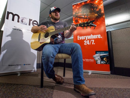 Stephen Bray: A Marine with a musical message
