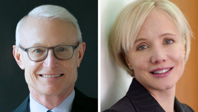 "Michael Porter and Katherine Gehl have co-authored a report, ""Why Competition in The Politics Industry Is Failing America."""