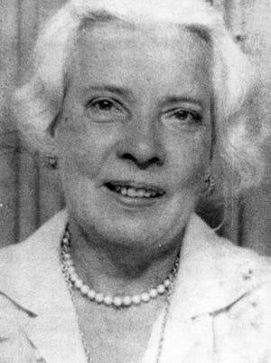 Marjorie Jackson.