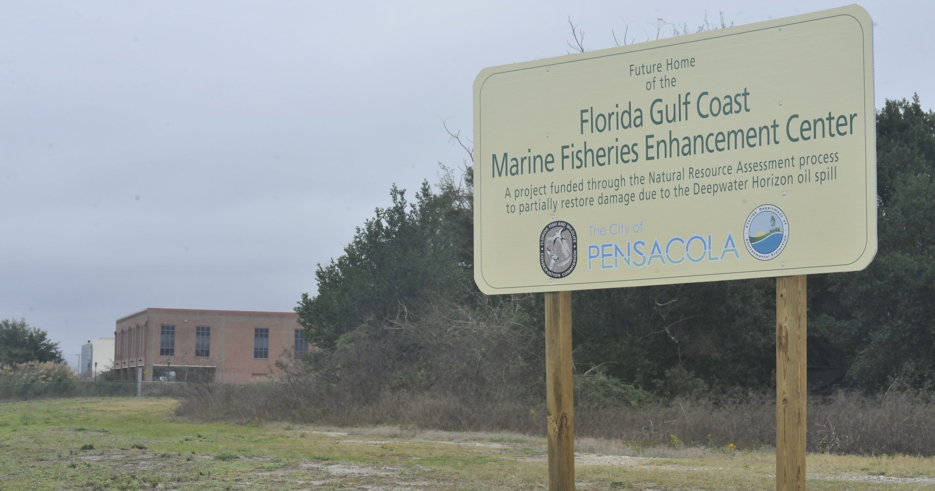Engineer chosen for Pensacola fish hatchery