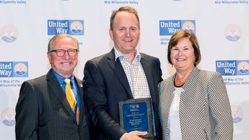 Out and About: United Way benefit lunch