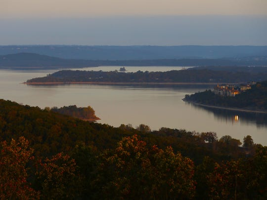 A file photo of Table Rock Lake.