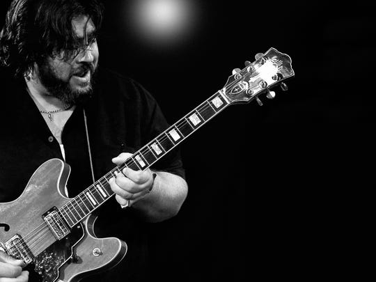 The Nick Moss Band brings its jam-flavored blues to Nectar's on Saturday.