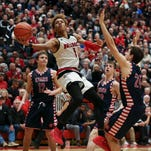 New Albany's Sean East steps up, scores career high in team's win over BNL boys basketball