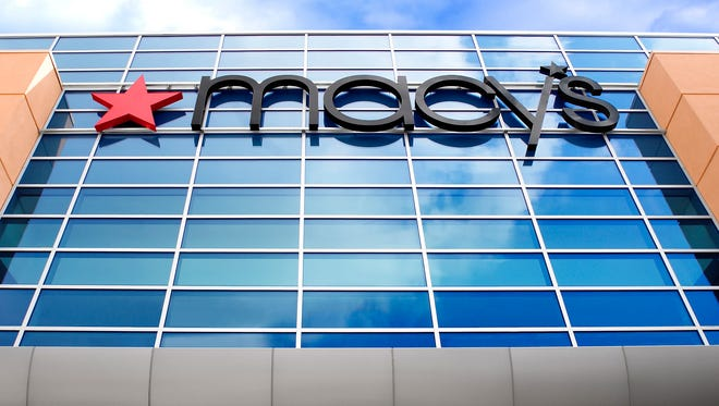 Macy's is based in Cincinnati.