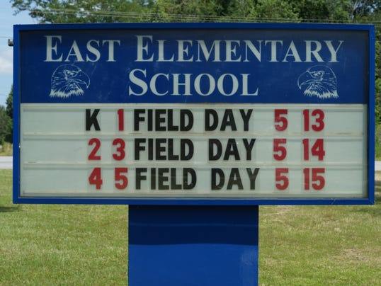 East Elementary A