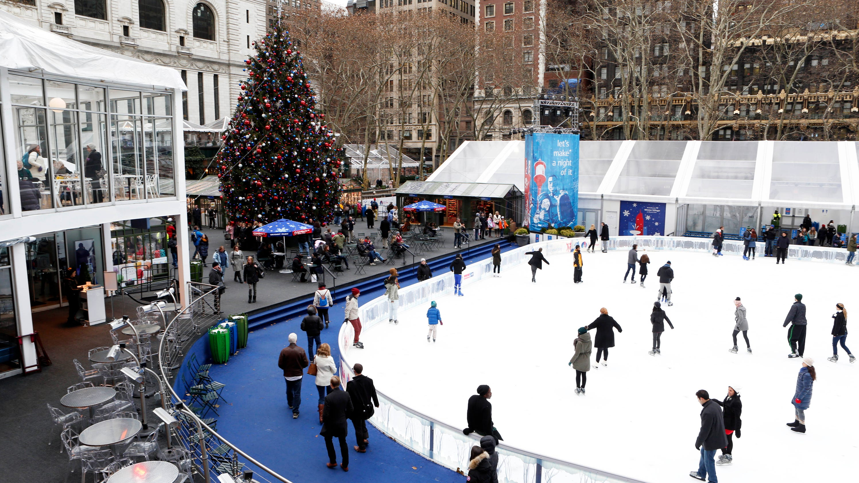 10 must do nyc holiday experiences list