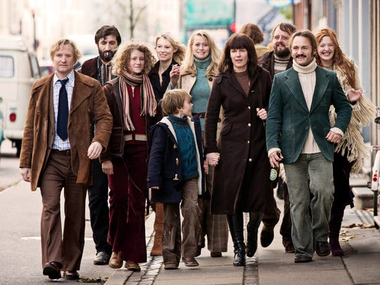 "Some Copenhagen free spirits form ""The Commune"" in Thomas Vinterberg's fiction feature, at the Montclair Film Festival 6:30 p.m. May 1 and 8:45 p.m. May 2 (Bellevue 2)"