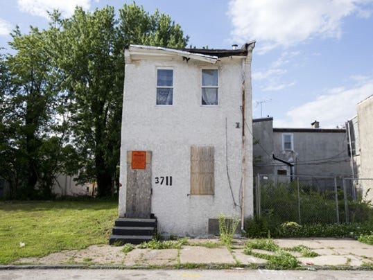 Funeral To Be Held For Decrepit Philly Home