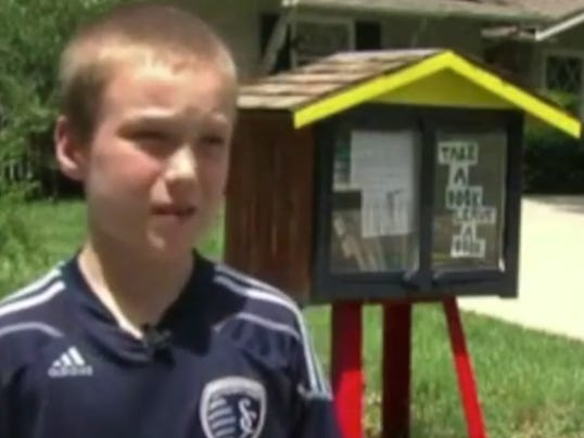 """Little Free Library"""
