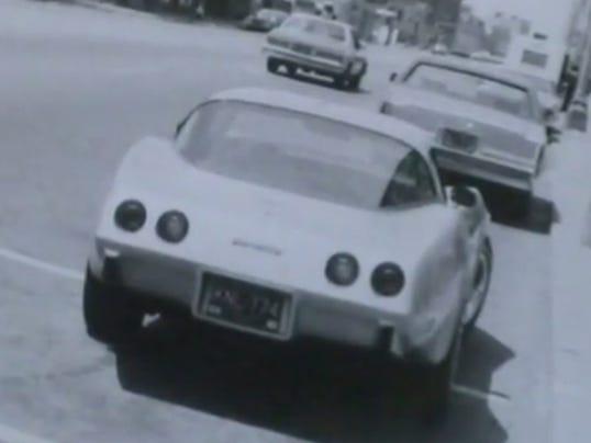 Corvette found