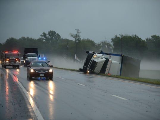 Virginia storm