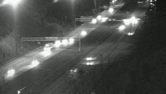 Interstate 275 was closed Sunday night due to a fatal crash.