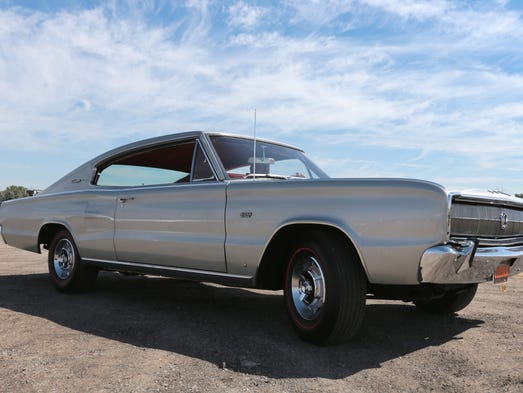 unique 66 dodge charger celebrates 50 years in style