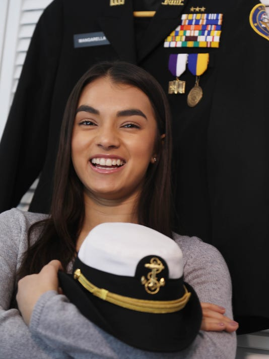 Clifton teen ready for her next step - U S  Naval Academy