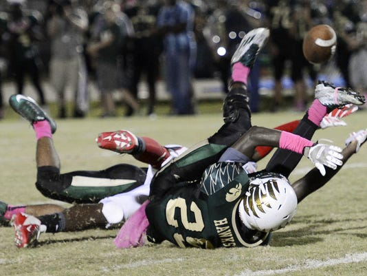 High School Football: Palm Bay at Viera