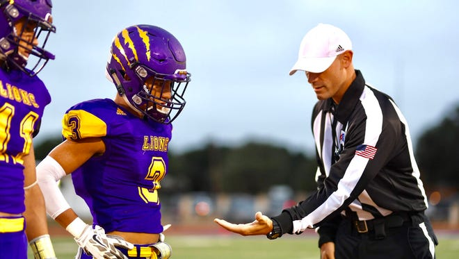 Ozona Lions senior quarterback Alec Lara is healthy again after tearing his ACL in the first game of the 2018 season. Ozona will compete in the Texas State 7on7 Championships in College Station this weekend for the first time in program history.