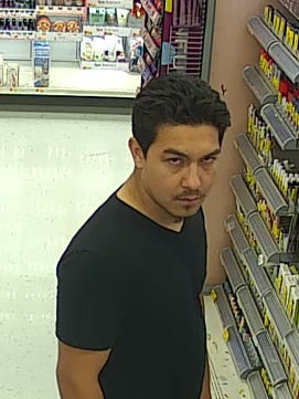 West Lafayette police asked for the public's help identifying this man who is wanted for questioning in a sexual battery case.