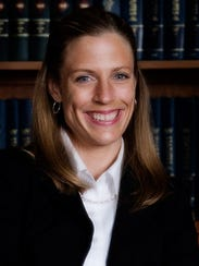 Christina Sonsire is a medical malpractice lawyer for