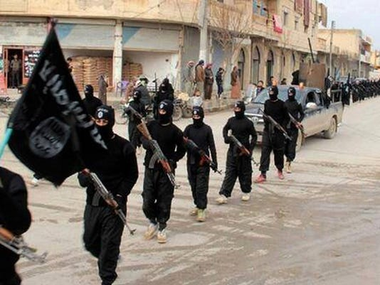 AP ISLAMIC STATE BEHEADINGS AS A TACTIC I FILE SYR
