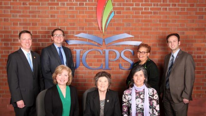 Jefferson County Board of Education members.