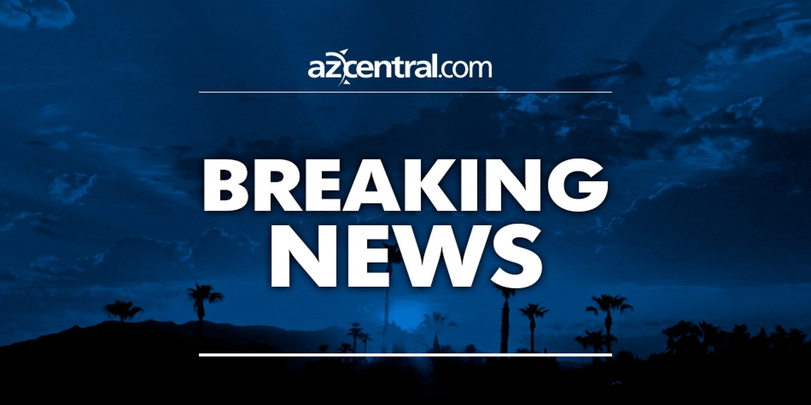 2 arrested after robbery suspect barricaded inside west Phoenix residence