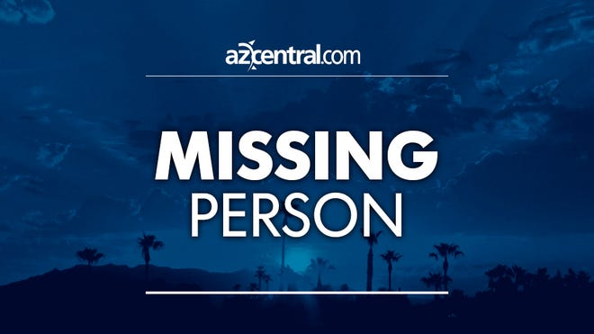 Missing person.