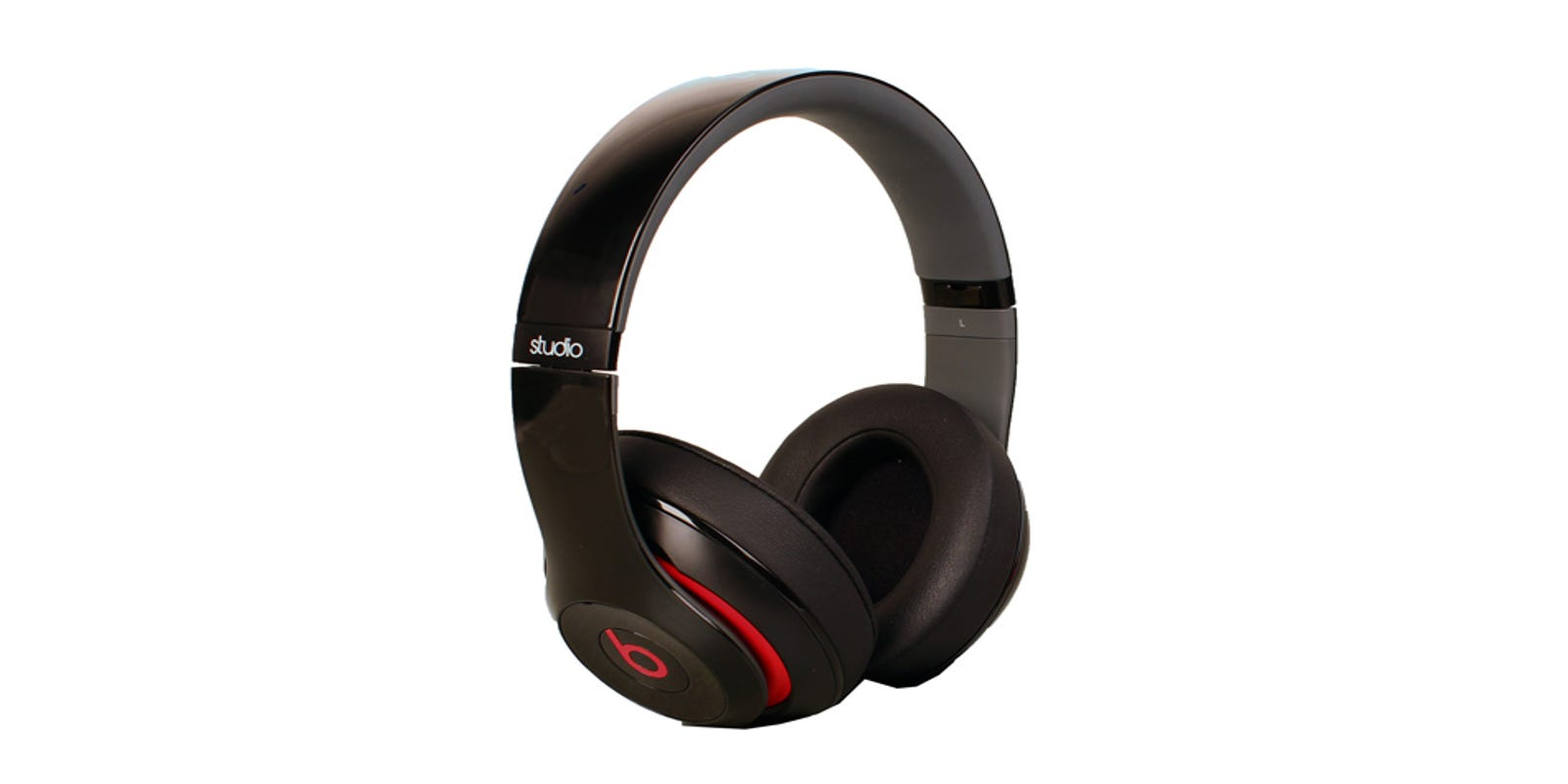 Beats Studio: Noise cancellation, with a side of bass