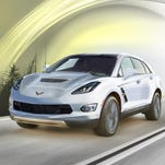 What if GM built a Corvette SUV?