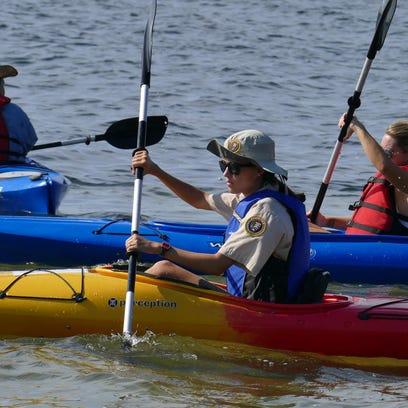 Kayak ranger 8