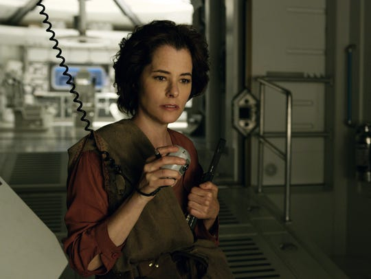 Parker Posey plays Dr. Smith, a mysterious, potentially