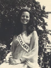 Liz-Bracken Thompson was crowned Miss Rockland in 1972