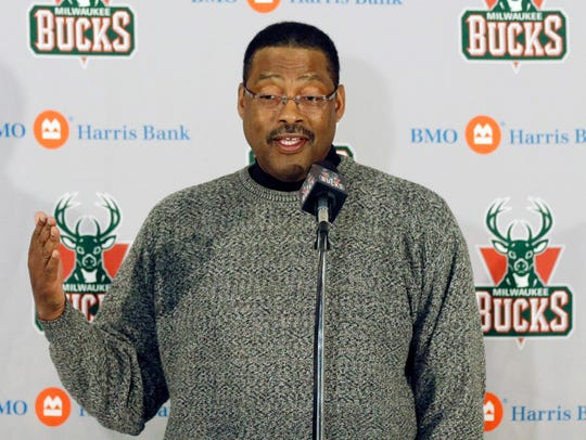 Former Milwaukee Bucks player Junior Bridgeman talks