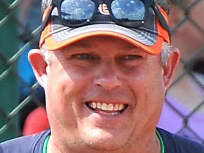 Dickson County coach Shane Buchanan