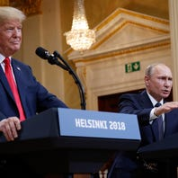 Donald Trump challenged status quo during Helsinki summit with Putin: Rep. Andy Biggs