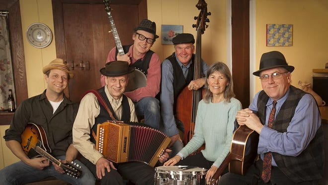 TOiVO will be among the bands performing Saturday at Trumansburg Porchfest.