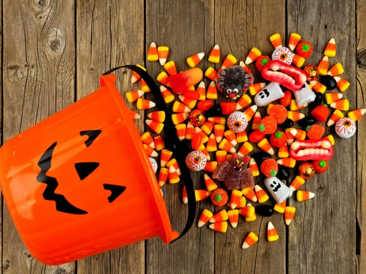 halloween candy and what it says about you