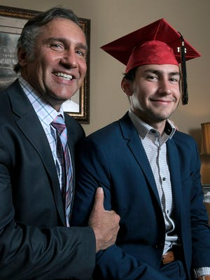Williamson County Director of Schools Mike Looney is the commencement speaker at this son Zack's graduation at MTSU on Saturday.
