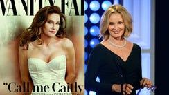 Caitlyn Jenner; Jessica Lange
