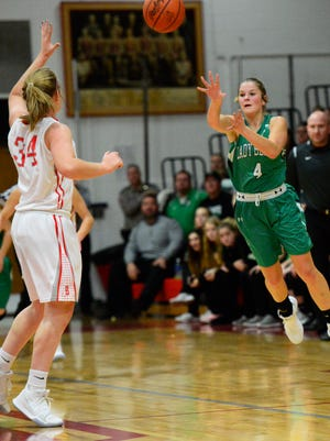 Taylor Malson is among Margaretta's returning players.