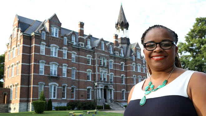 Professor Crystal deGregory, a graduate of Fisk University, teaches history at Tennessee State University.