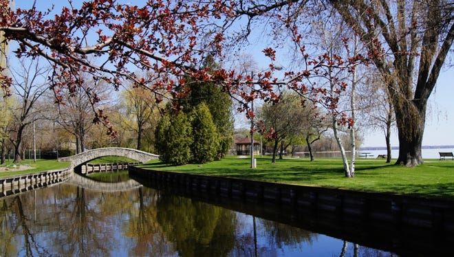 In Neenah, you'll find picture-perfect parks, a lovely downtown district and even a historic Octagon House.